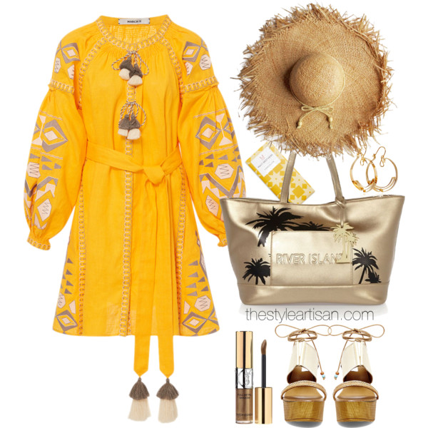 Yellow Dresses Styles You Can Wear Everywhere 2020