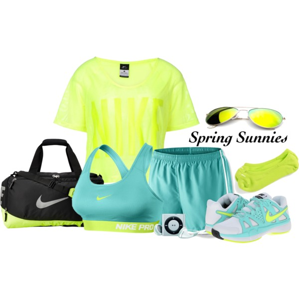 Clothing Ideas For Active Women: Gym, Yoga, Run and Sports Activities 2020