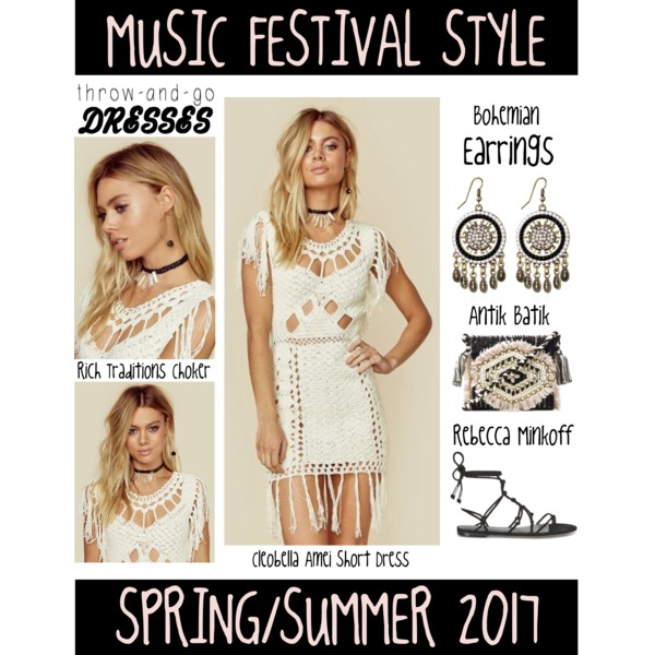 Bohemian Clothing Style For Summer Season 2019