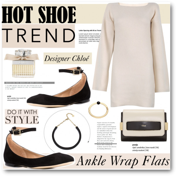 21 New Ways To Wear Ankle Strap Flats 2019