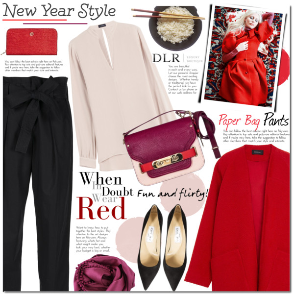 Red Bags You Can Wear With Anything 2019