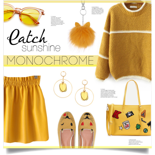 What Tops To Wear With Yellow Skirts 2020