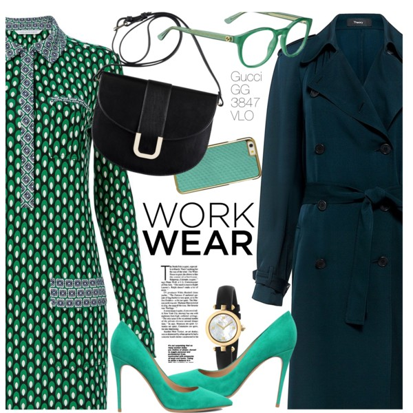 22 Lovely Dresses For Work: How To Style Them The Right Way 2019
