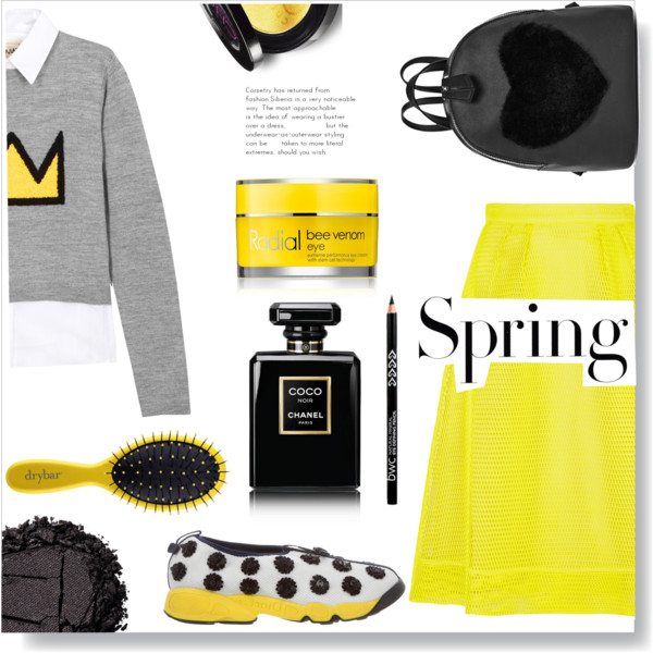 What Tops To Wear With Yellow Skirts 2021