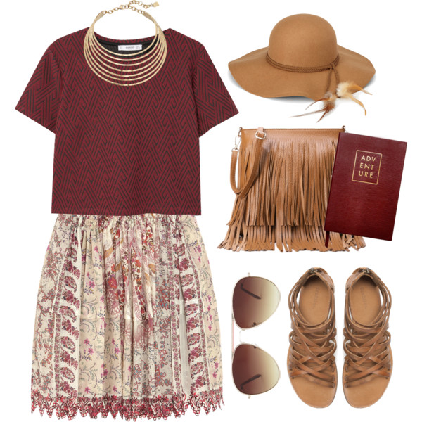 Best Outfits For Summer Trips 2021