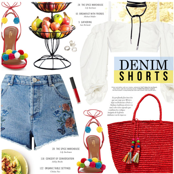 Summer Denim Shorts And How To Wear Them 2019