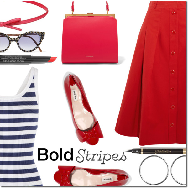8 Different Ways To Wear Red Flat Pumps 2019