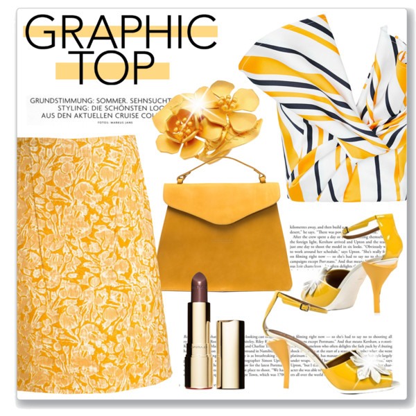 What Tops To Wear With Yellow Skirts 2019