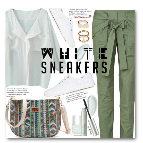How To Wear White Sneakers For Women 2020