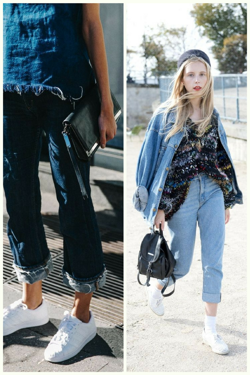 Double Denim Looks For Women To Try This Fall 2021