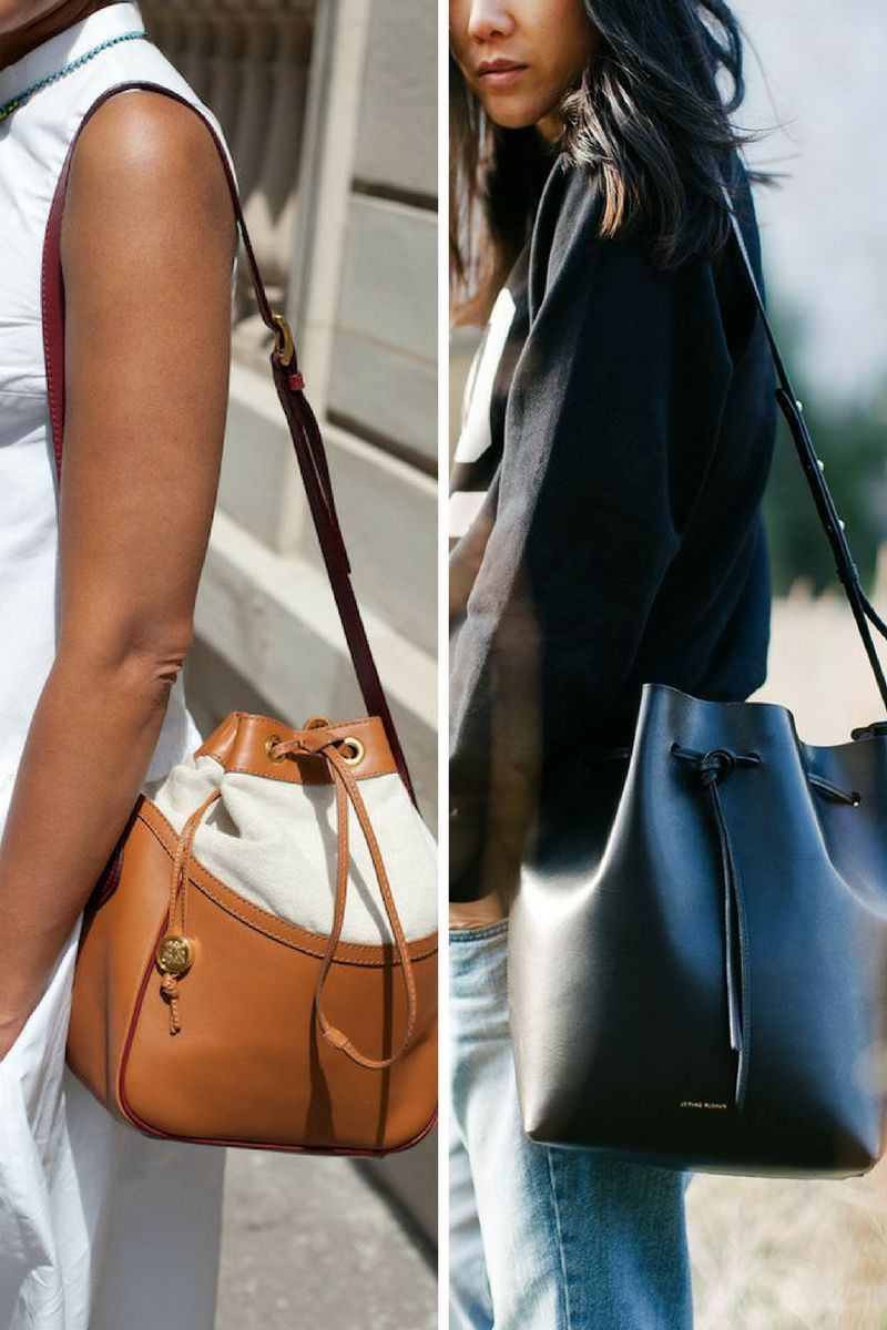 Bucket Bags How To Wear Them Right Now 2020