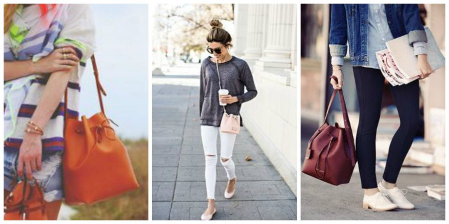 Bucket Bags How To Wear Them Right Now 2019